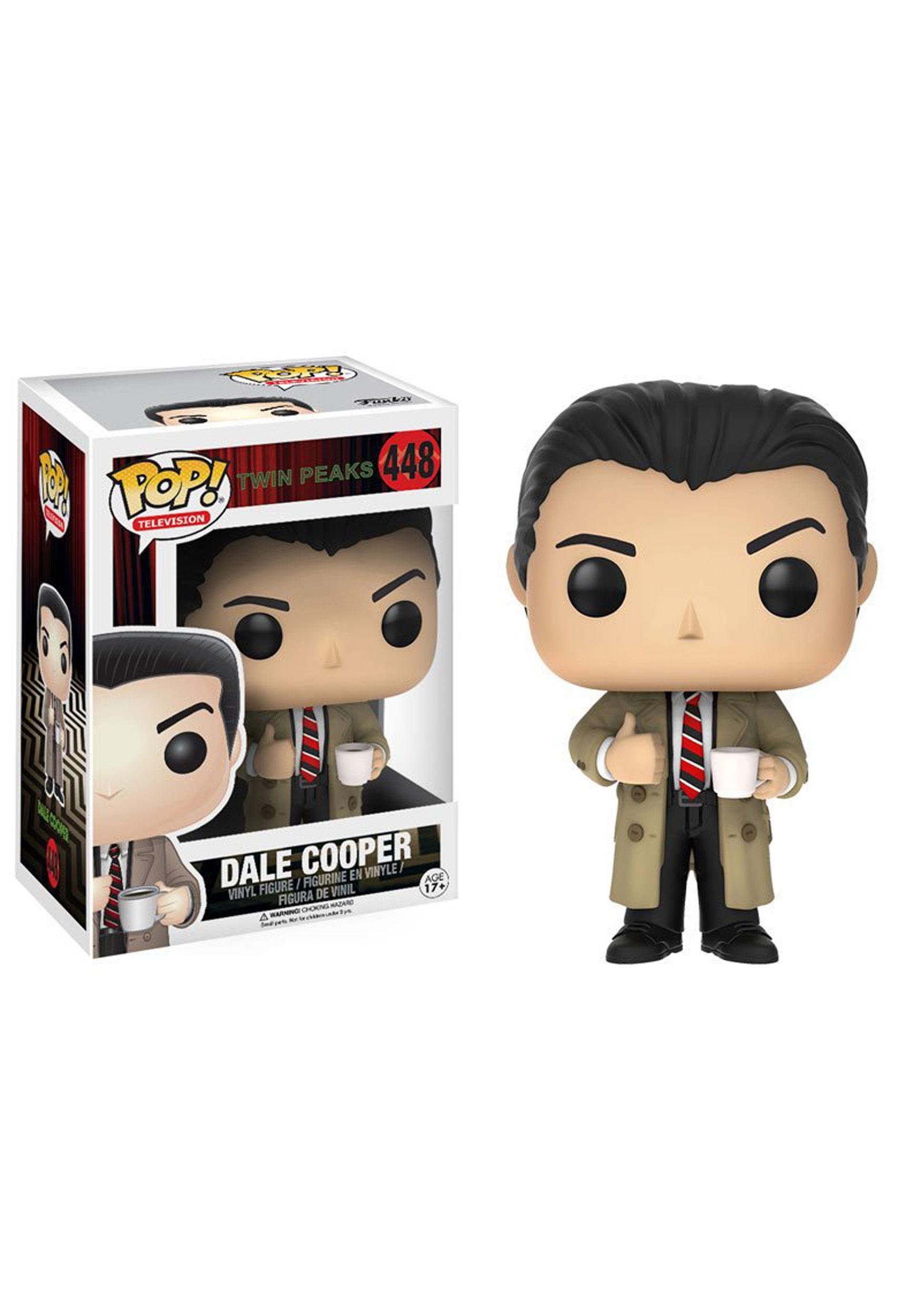Twin Peaks Agent Cooper POP! Vinyl Figure FN12694
