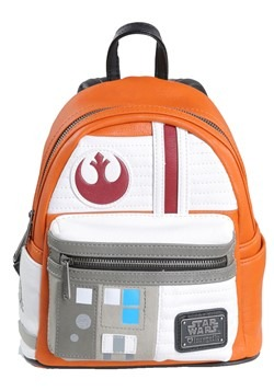 Star Wars Rebel Cosplay Mini Backpack