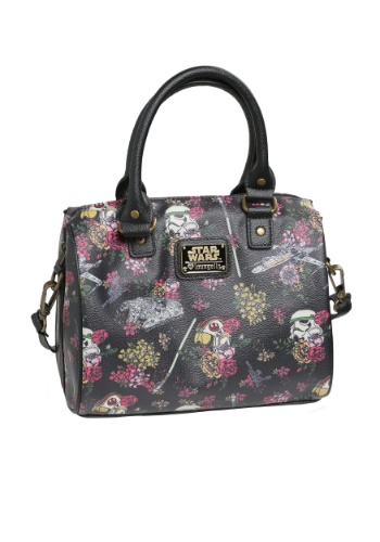 Star Wars Stormtrooper Floral Crossbody Bag