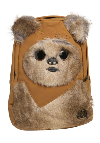 Star Wars Ewok Backpack
