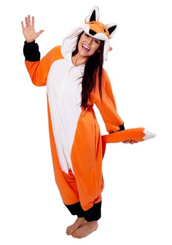 Adult Red Fox Kigurumi Upd