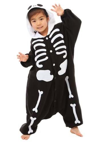 Child Skeleton Kigurumi Upd