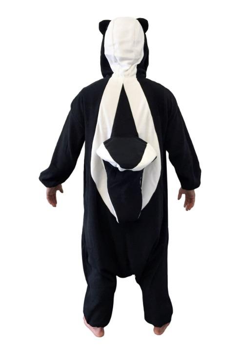 Adult Skunk Kigurumi