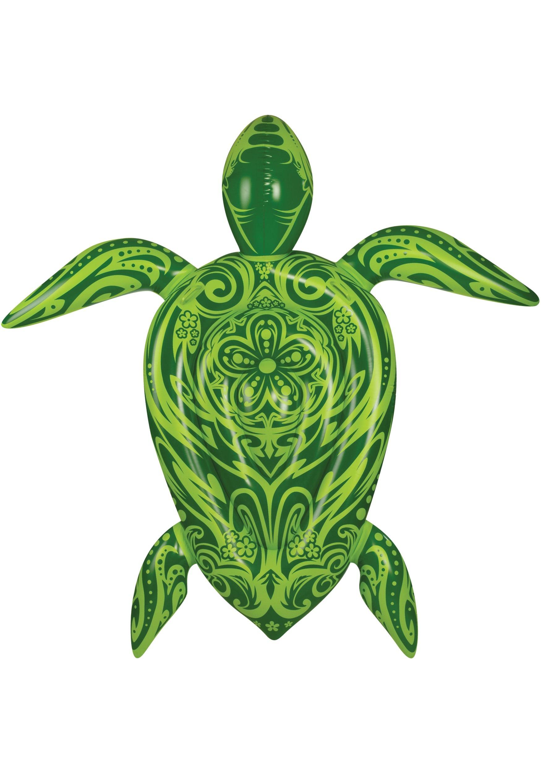 """Sea Turtle 96"""" Pool Float KG10323"""
