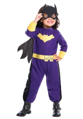 Batgirl Romper