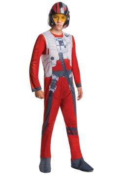 Kids Poe Costume