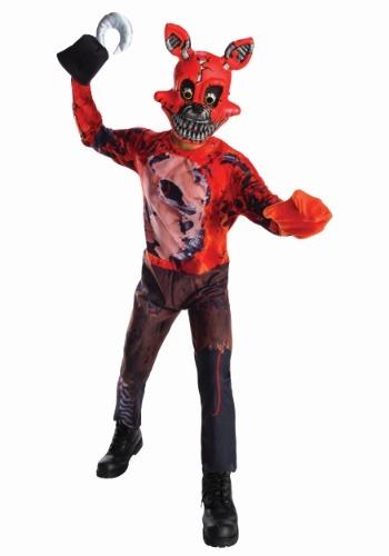 Childs Nightmare Foxy Costume