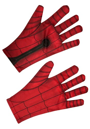 Child Spider-Man Gloves RU34486