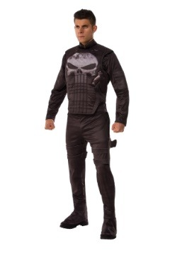 Deluxe Adult Punisher Costume