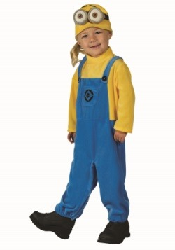Despicable Me 3 Minion Toddler