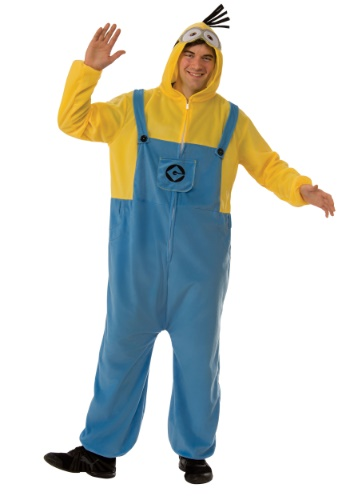 Minion Jumpsuit Adult