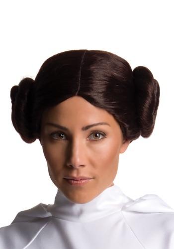 Secret Wishes Princess Leia Wig