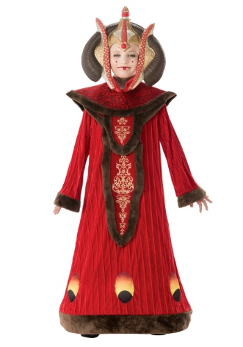 Child Star Wars Queen Amidala Costume