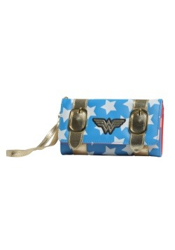 DC Comics Wonder Woman Satchel Fold Wallet