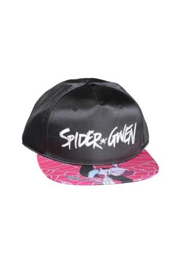 Spider Gwen Satin Snapback Hat