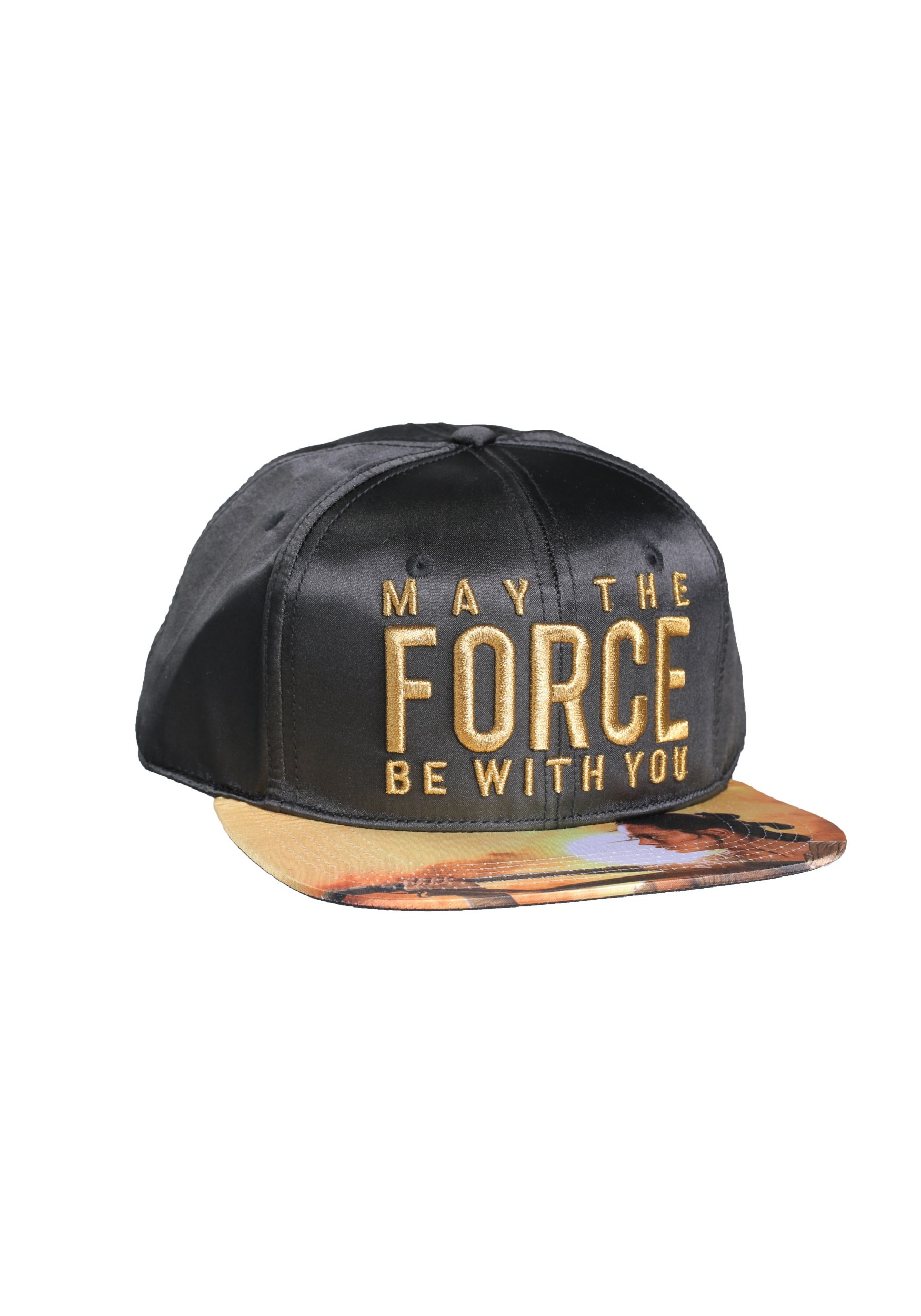 Star Wars Rey Force Satin Snapback Hat 63883cb2eba