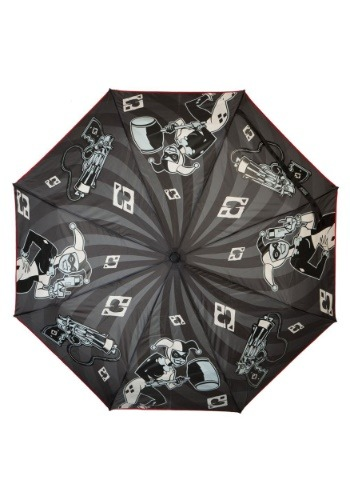 Harley Quinn Water Reactive Umbrella