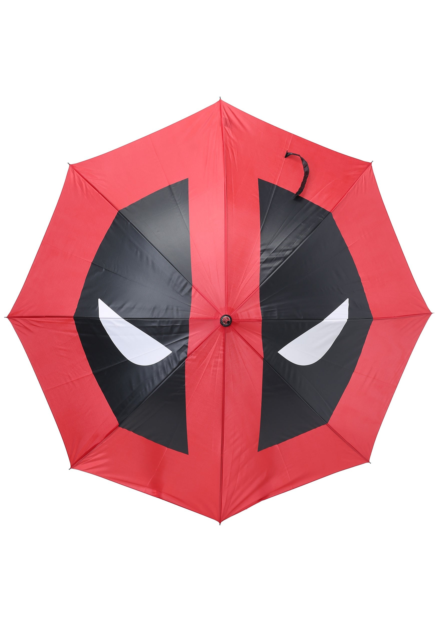 Deadpool Katana Over the Shoulder Umbrella Red