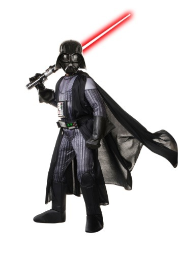 Star Wars Child Realistic Darth Vader Costume RU620276