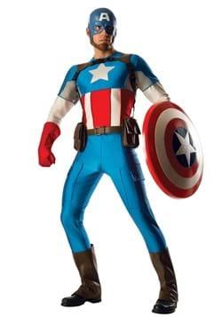 Grand Heritage  Captain America Adult Costume-2