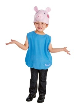 Boy's George Pig Costume