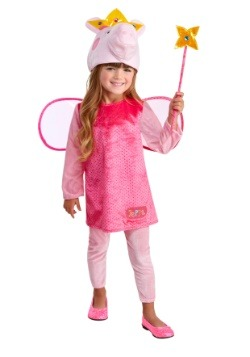 Girl's Princess Peppa Pig Costume