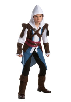Assassin's Creed Edward Kenway Child Costume