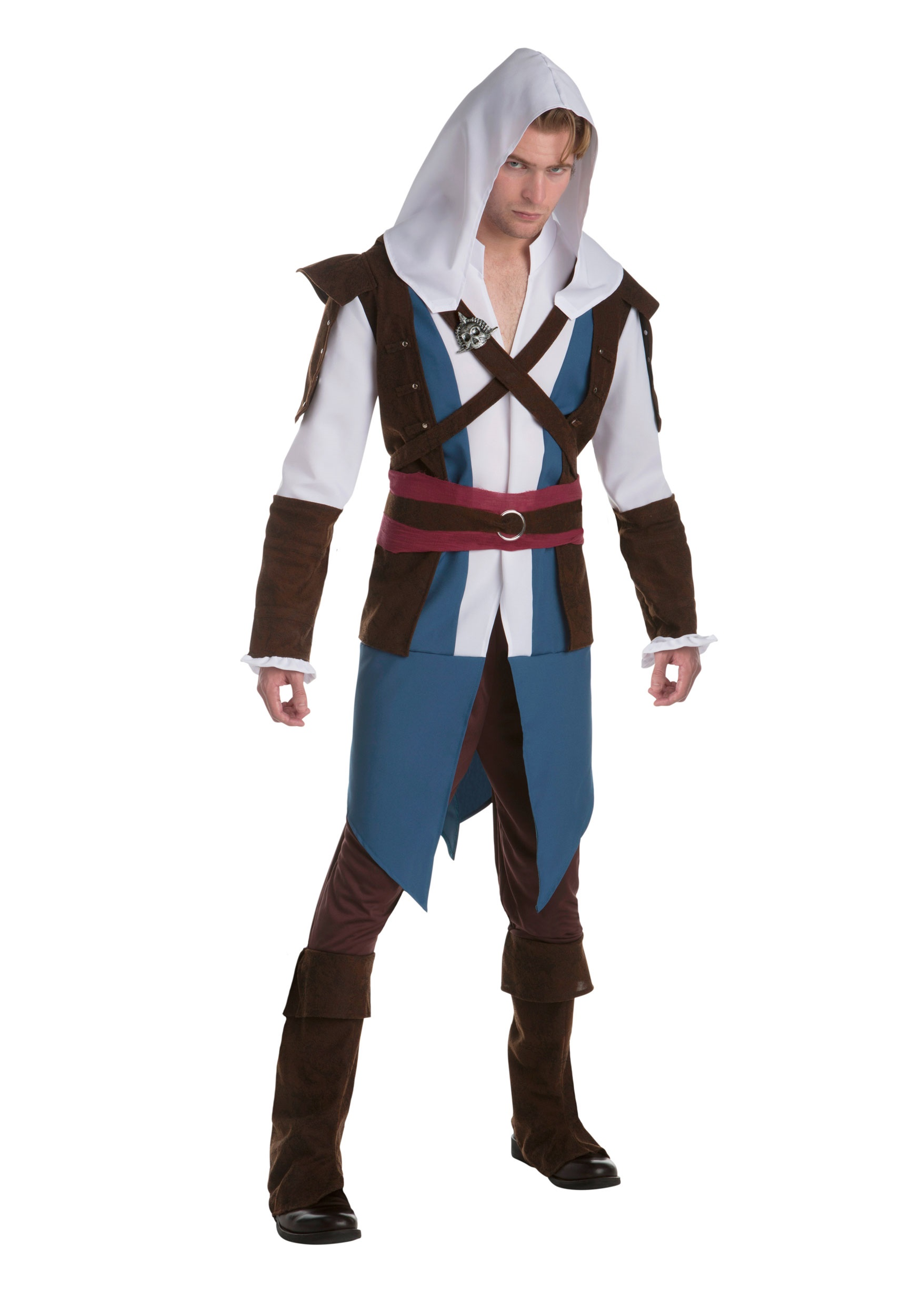 Assassin S Creed Edward Kenway Costume For Adults