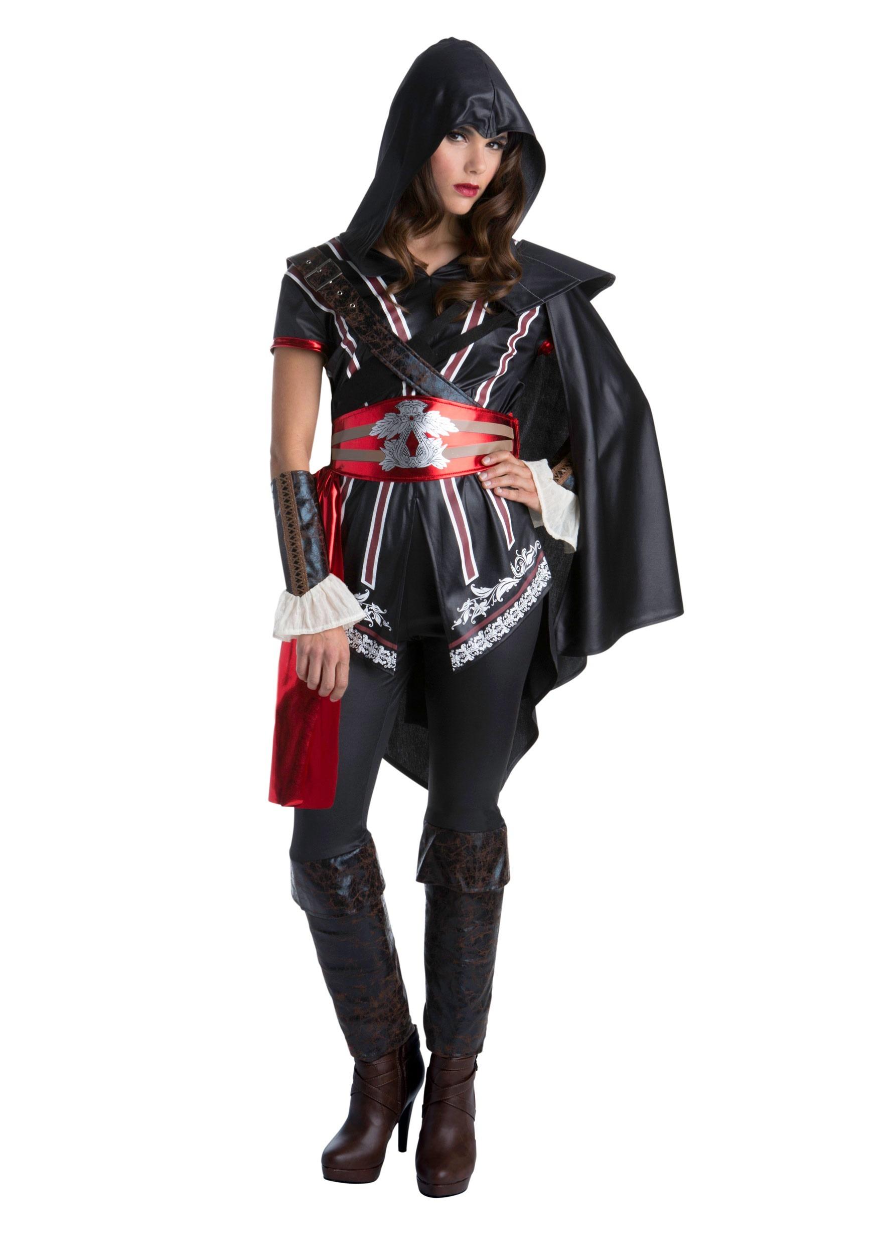 Assassin S Creed Ezio Classic Costume For Women