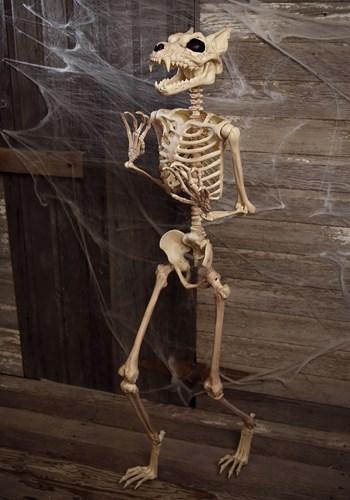 """Pose-N-Stay 64"""" Werewolf Skeleton Update"""