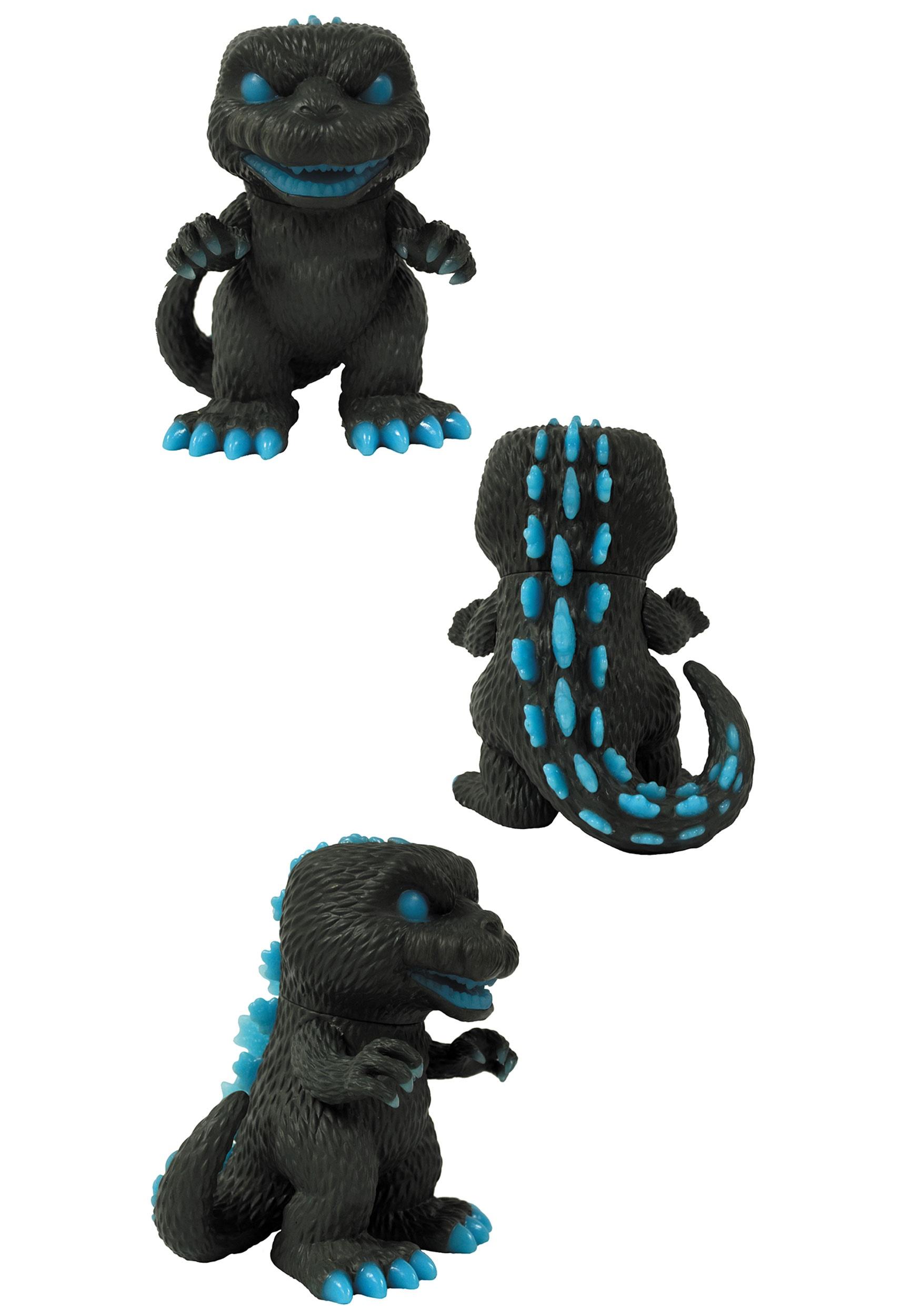 Pop Godzilla Atomic Breath Vinyl Figure