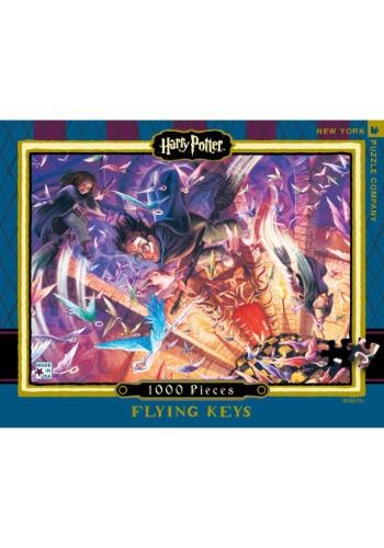 Harry Potter Flying Keys 1000 pc Puzzle