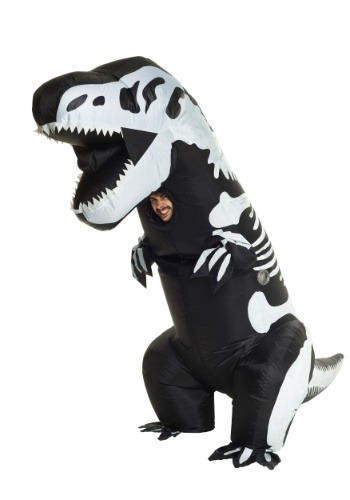 Inflatable | Costume | T-Rex | Adult