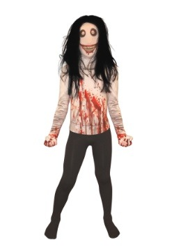 Jeff the Killer Morphsuit for Kids
