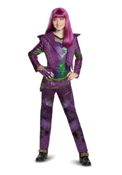 Descendants 2 Deluxe Mal Girls Costume