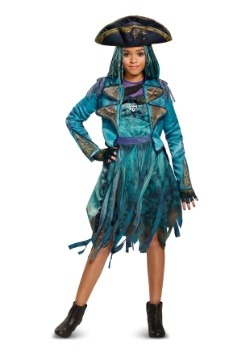Deluxe Descendants 2 Uma Girls Costume  sc 1 st  Fun.com & Girls Halloween Costumes for Toddlers Teens