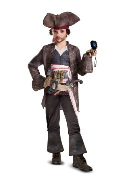 Captain Jack Sparrow Child Deluxe Costume