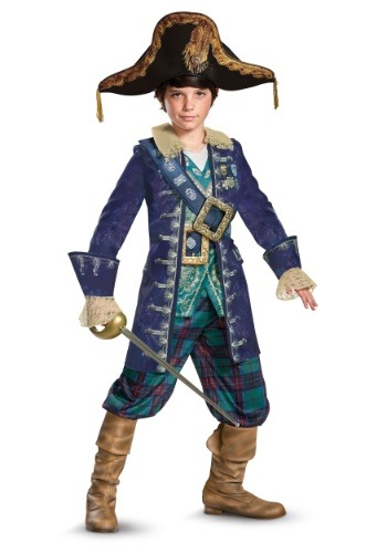 Barbossa Child Deluxe Costume