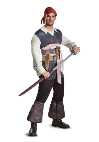 Captain Jack Sparrow Classic Adult Costume