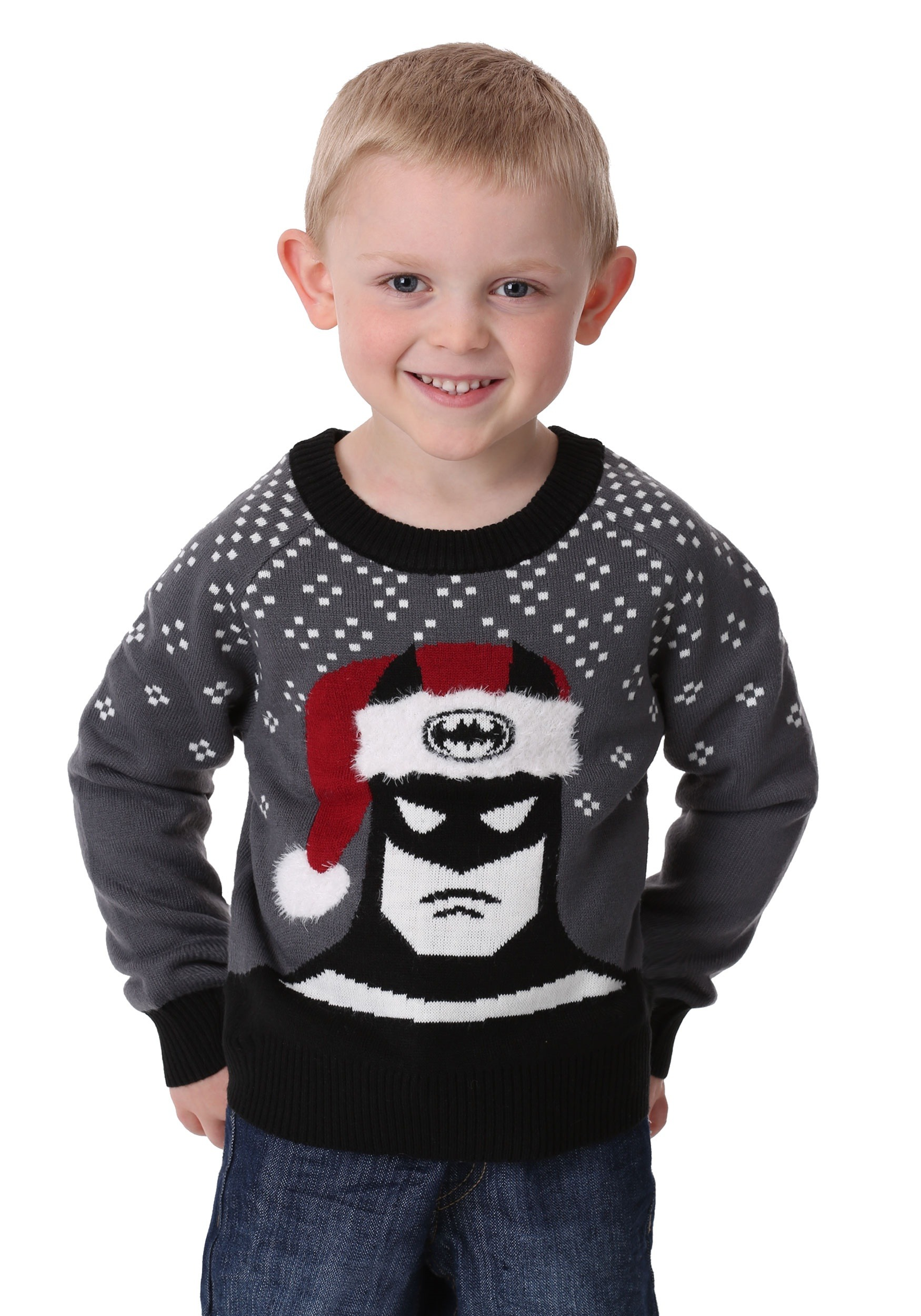 Ugly Christmas Sweater For Boys