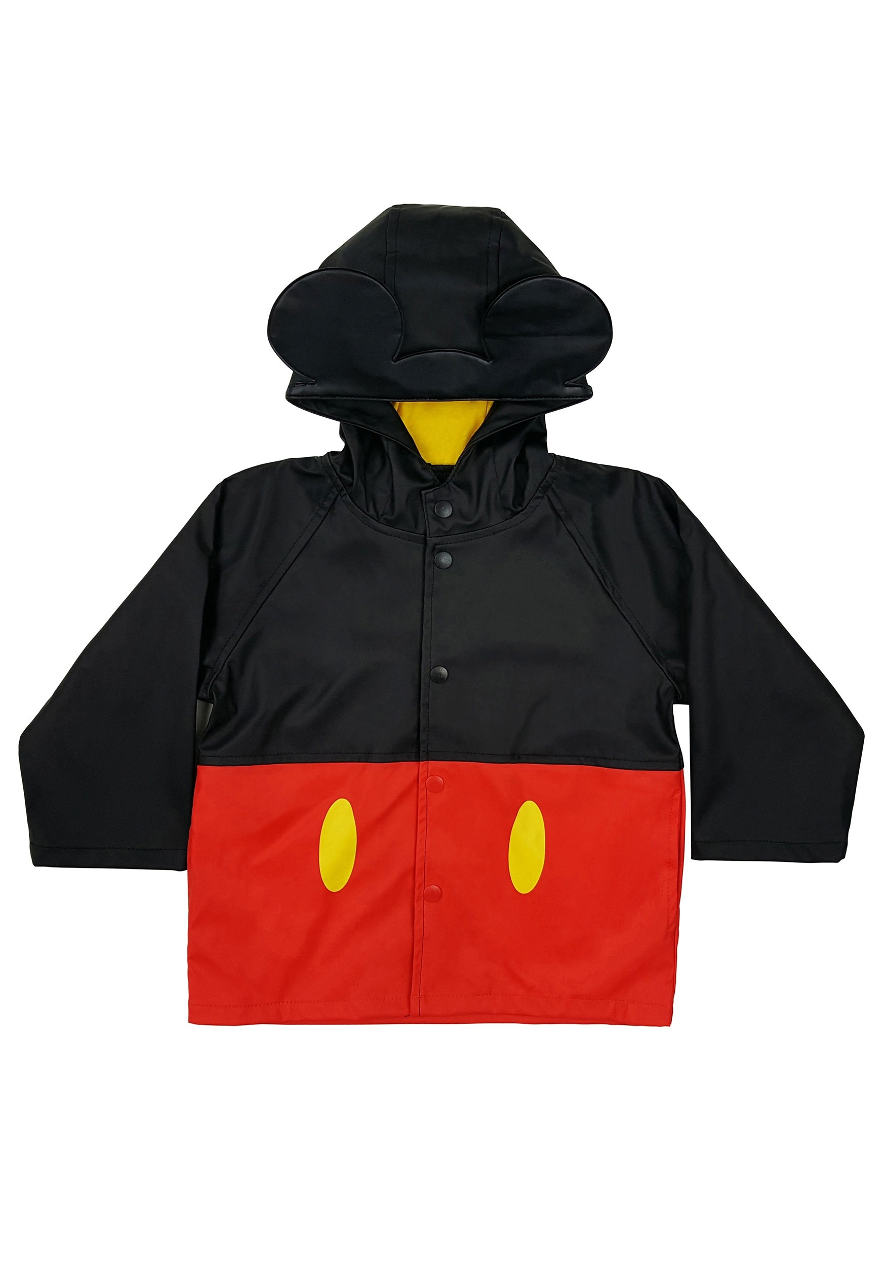 ae375216b Mickey Mouse Rain Coat for Kids