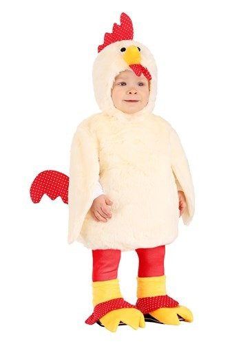 Ray the Rooster Toddler Costume