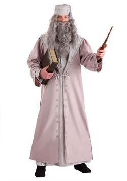 Deluxe Dumbledore Mens Costume