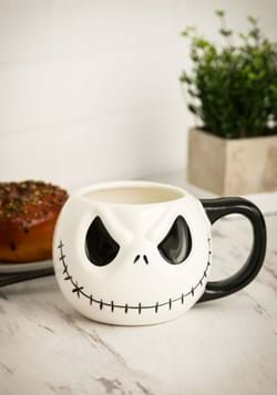 Jack Skellington Sculpted Mug update