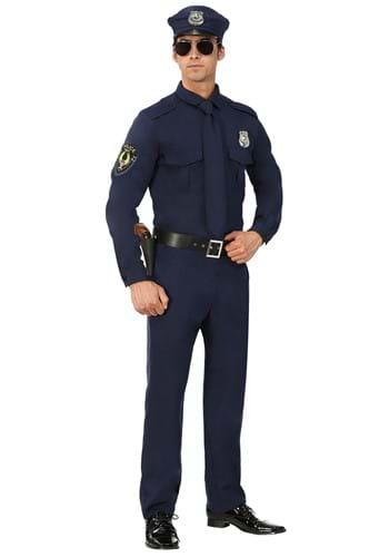 Men's Police Officer Costume Update