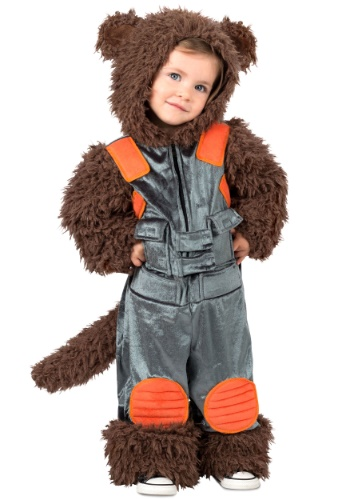 Toddler Guardians of the Galaxy Raccoon Costume
