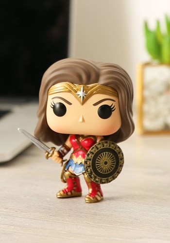Wonder Woman POP! Vinyl Figure Update