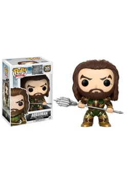 POP Justice League- Aquaman