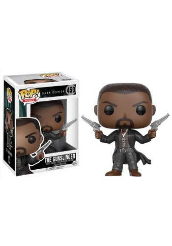 POP Movies: The Dark Tower - The Gunslinger Vinyl Figure FN12701