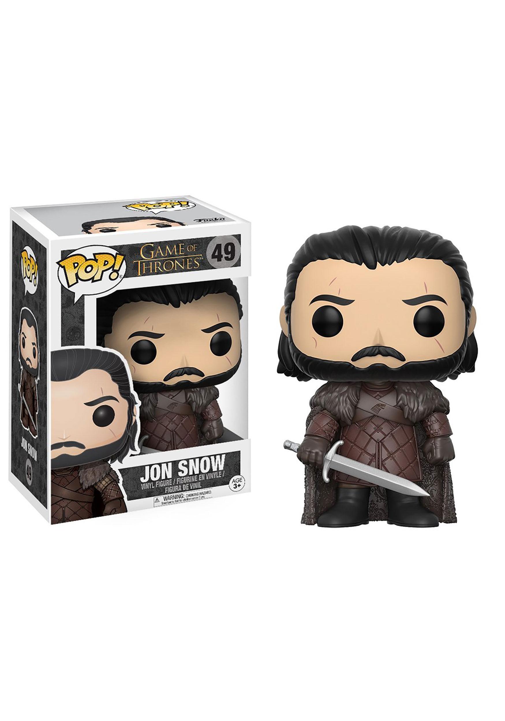 POP Game of Thrones: Jon Snow Vinyl Figure FN12215